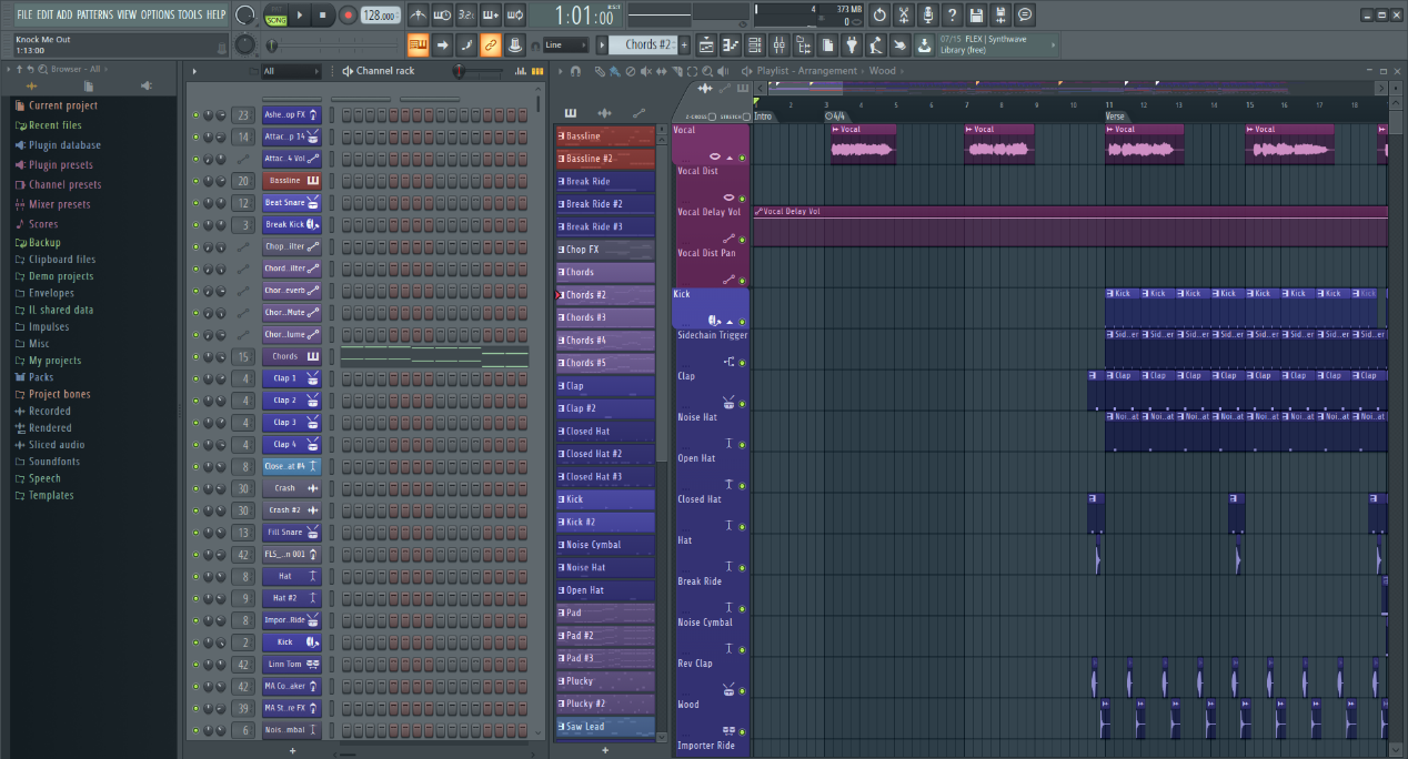 Couper des chansons avec Music Editing Master