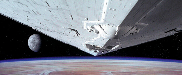 Star War est le premier film utilisé une caméra dynamique