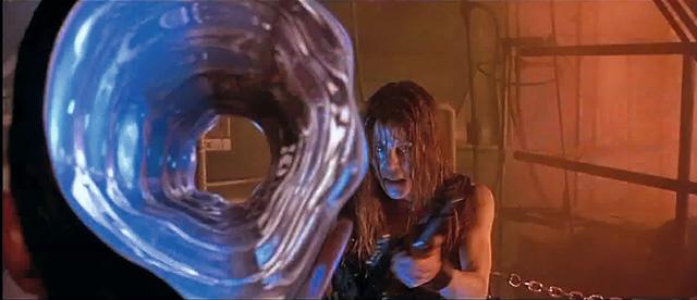 T1000 dans le film Terminator 2