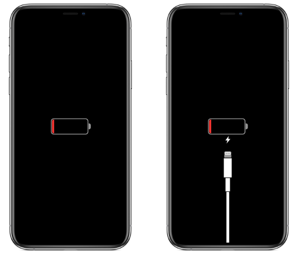 charger l'iPhone