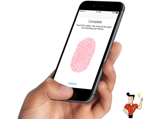 Touch ID ne fonctionne plus sur iPhone
