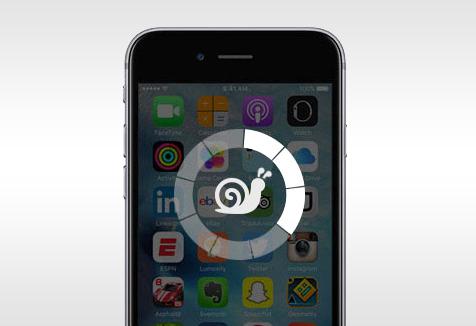 accélérer iPhone qui fonctionne lentement