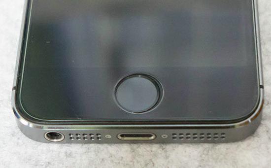 protecteur d'écran sur iPhone