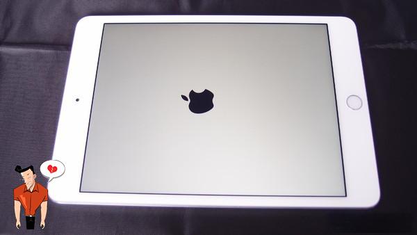 iPad redémarre en boucle et iPad bloqué sur la pomme