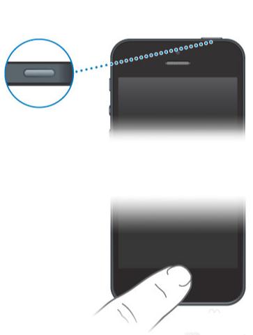 forcer à redémarrer iPhone 6s