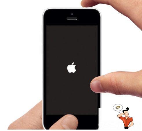 écran de l'iPhone bloqué