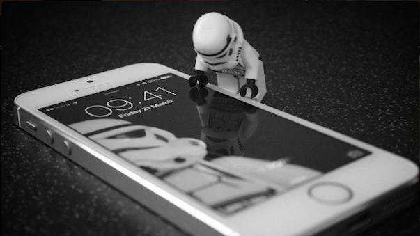 assurer la sécurité de l'iPhone