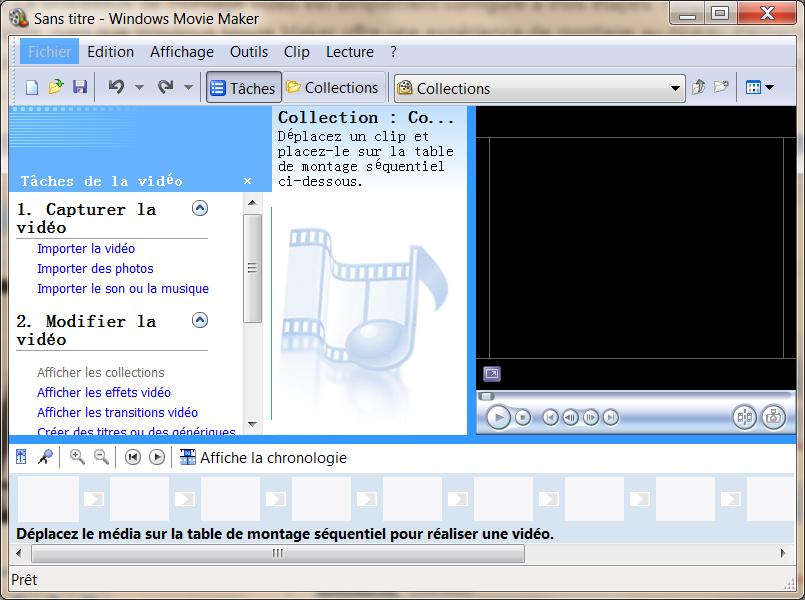 fusionner des vidéos avec windows movie maker