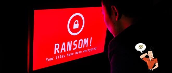 comment éviter l'infection du ransomware
