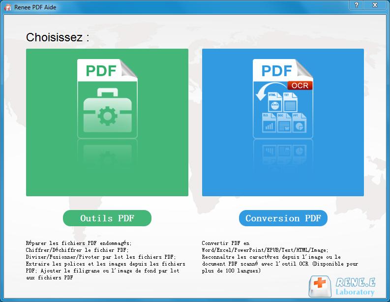 convertisseur PDF et éditeur PDF