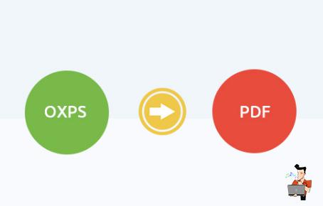 convertir le fichier OXPS en PDF