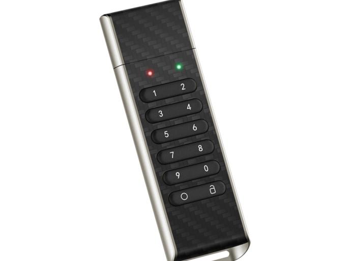 mettre un mot de passe sur une clé USB via un logiciel