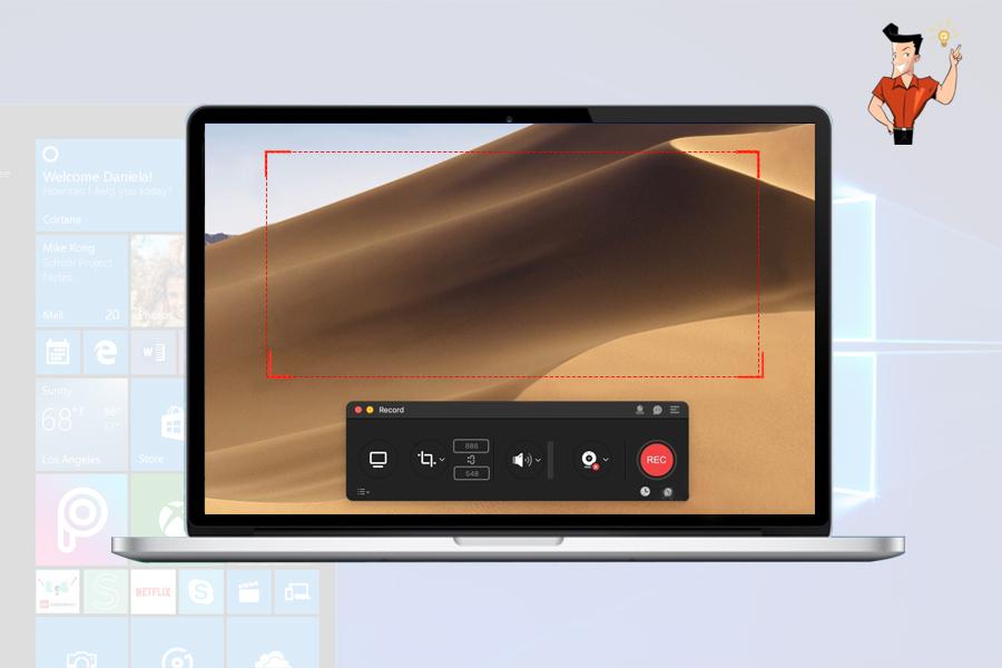 enregistreur d'écran gratuit Renee Video Editor Pro