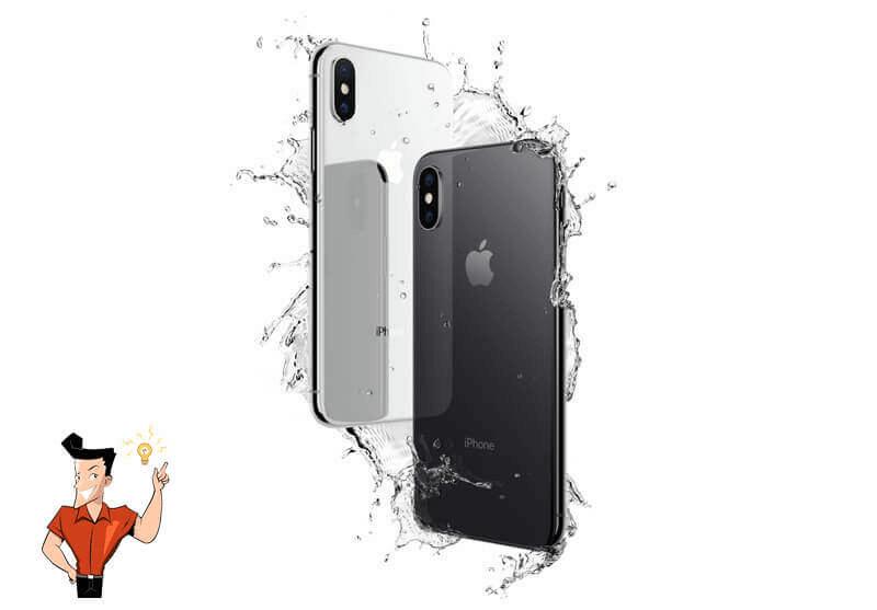 iPhone étanche