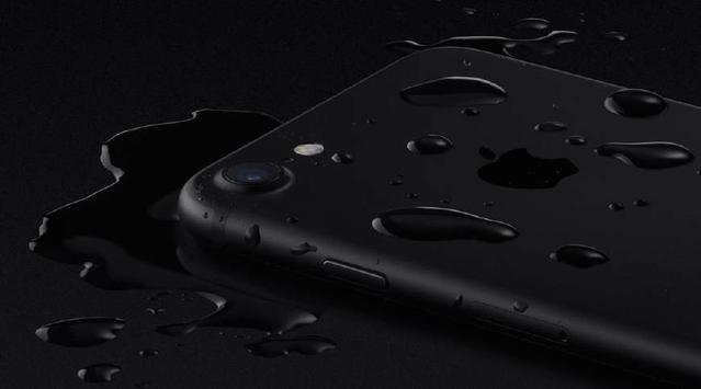 la fonction étanchéité de l'iPhone