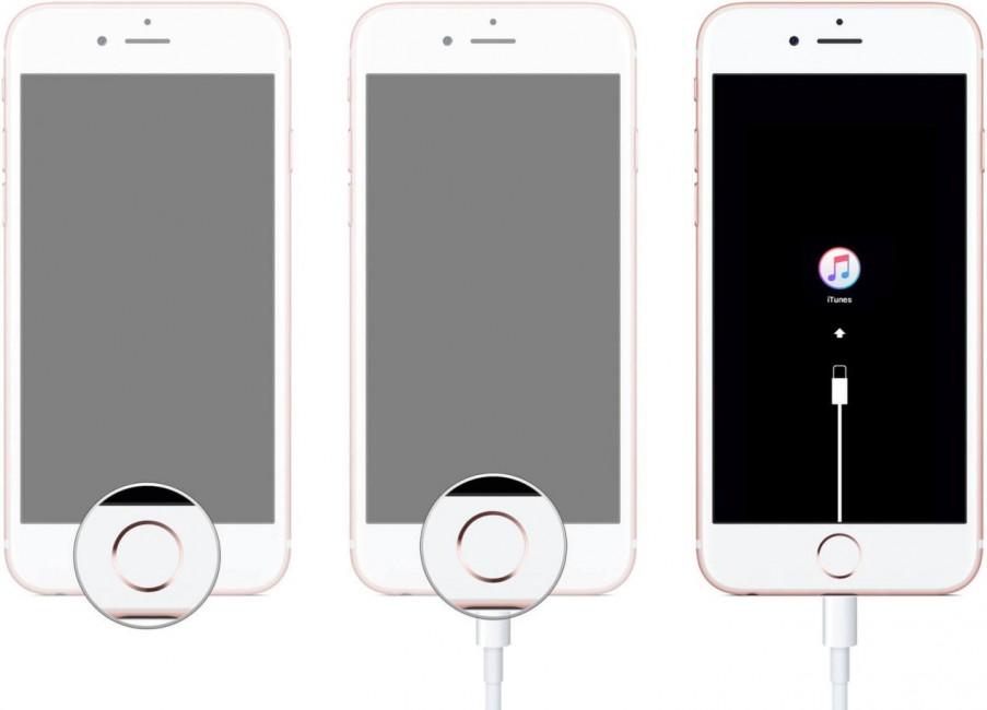 comment entrer en mode de récupération de iPhone