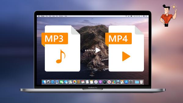 convertir MP3 en MP4 en ligne