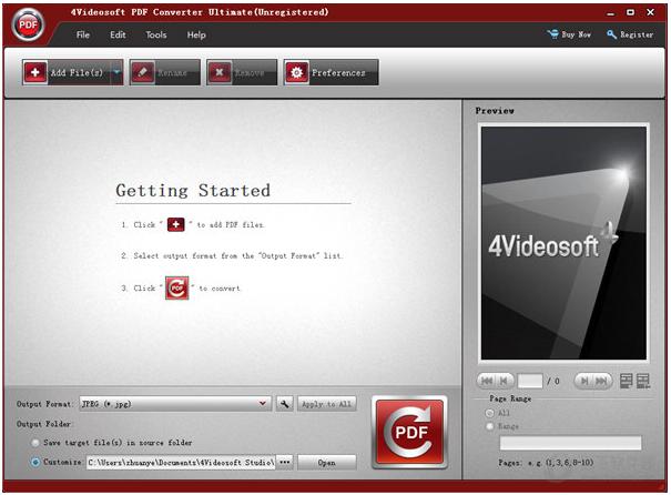 4Videosoft PDF