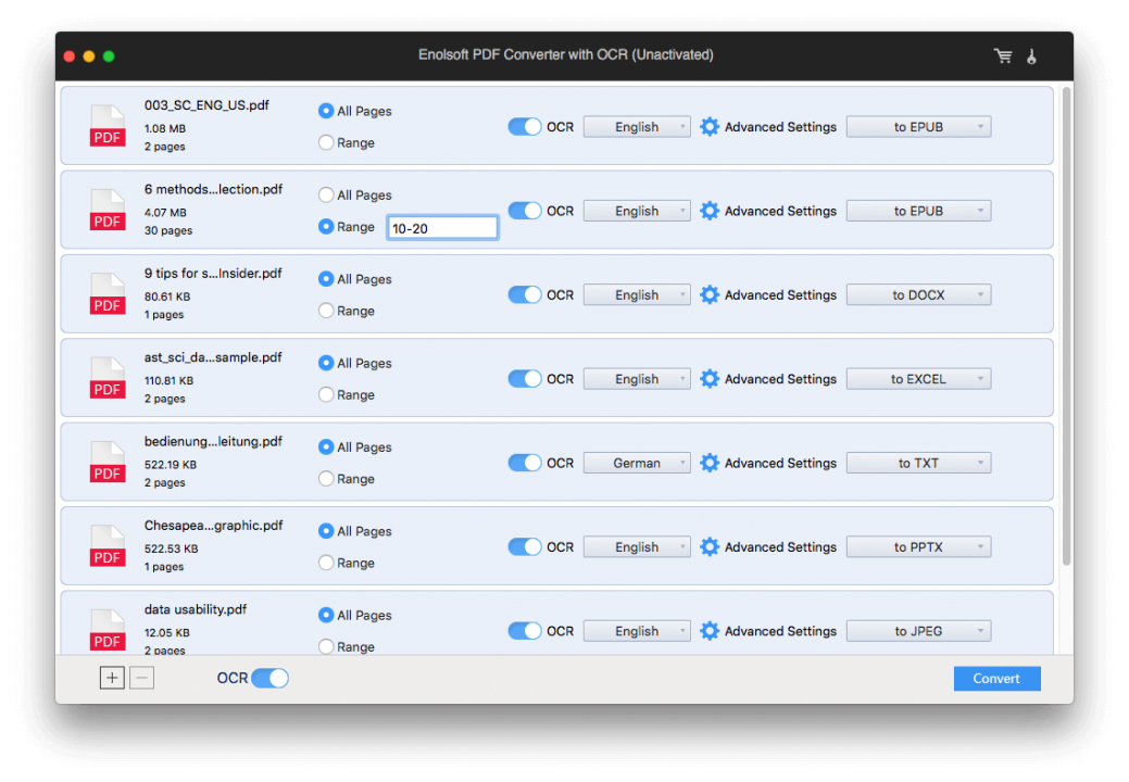 Enolsoft PDF