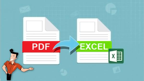 insérer un PDF dans un Excel