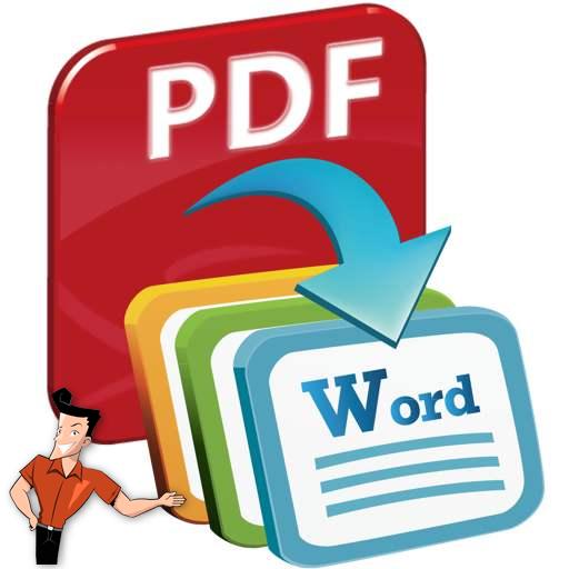 Il est impossible de modifier un PDF