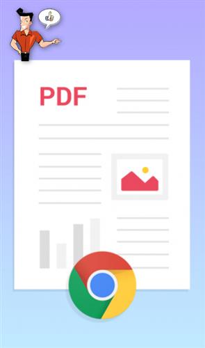enregistrer des pages Web en PDF via Chrome