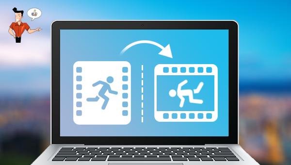 comment pivoter une vidéo en ligne