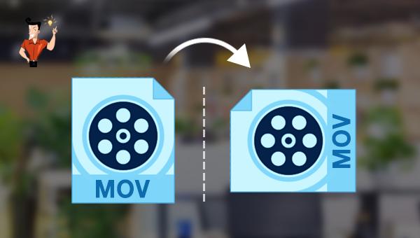 faire pivoter une vidéo MOV