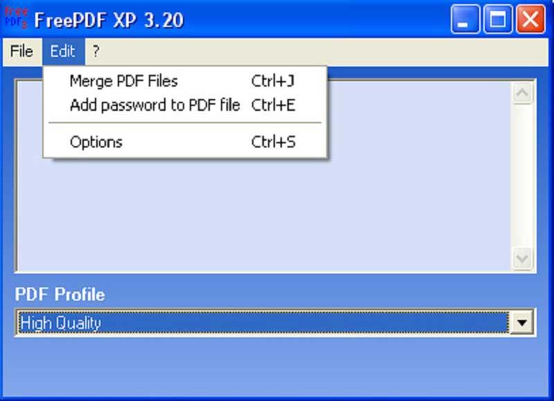 imprimante Free PDF
