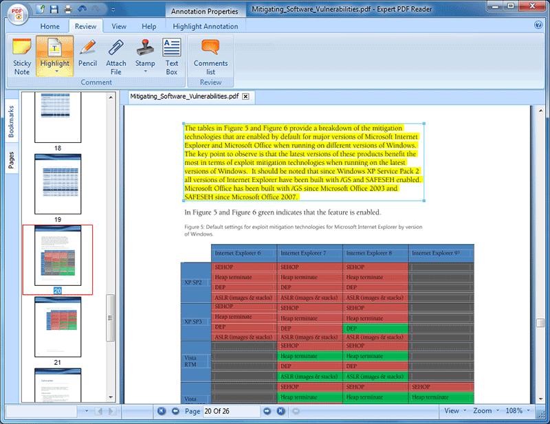 Expert PDF pour imprimer un fichier PDF