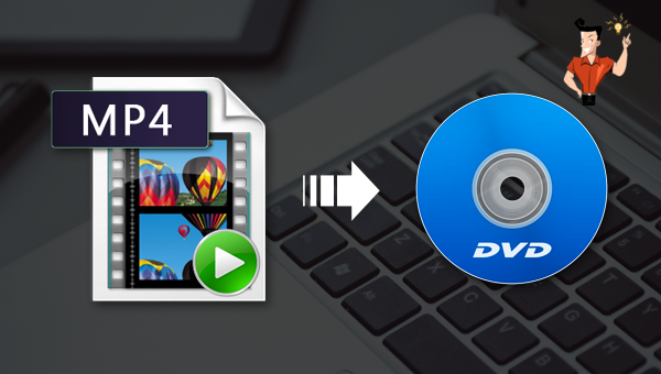 graver un fichier MP4 sur un DVD