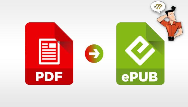 comment convertir un fichier PDF en EPUB avec Calibre