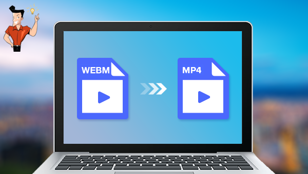 convertir WEBM en MP4 en ligne