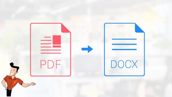 copier le contenu de PDF dans Word