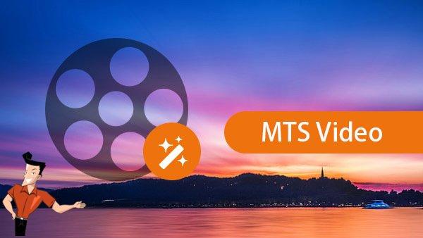 convertir le fichier MTS