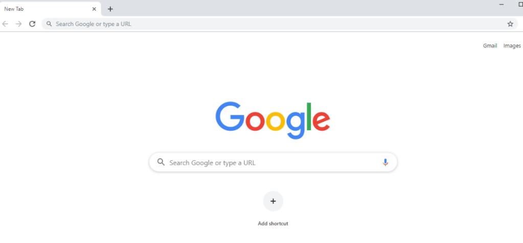 le navigateur Google Chrome