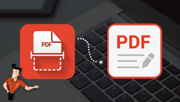 comment modifier un document scanné