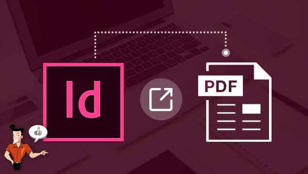 comment ouvrir un PDF avec InDesign