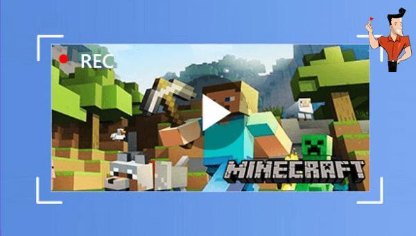 enregistrer une vidéo de Minecraft