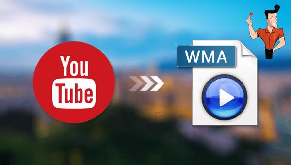convertir les vidéo YouTube en WMA