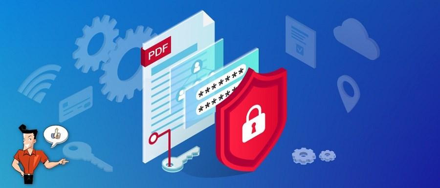 comment ajouter un mot de passe au PDF