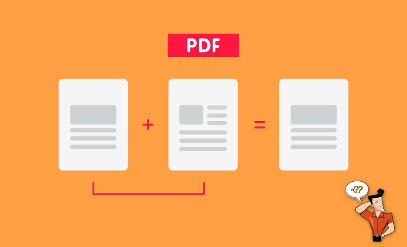 fusionner les fichiers PDF
