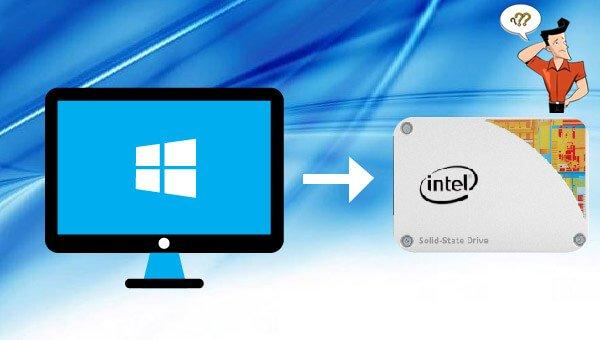 migrer Windows 10 vers un SSD