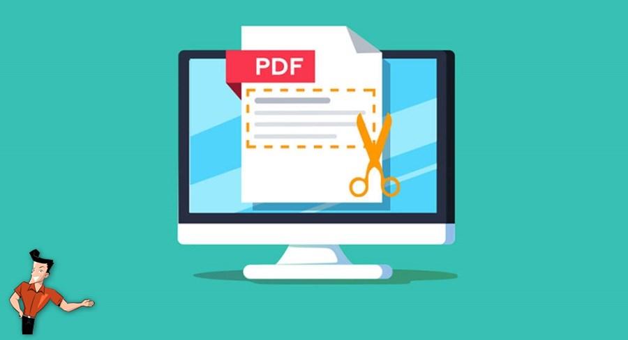 comment rogner un PDF