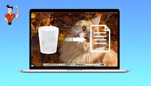 récupération de données du disque dur sur Mac